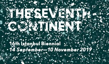 16th Istanbul Biennale 2019